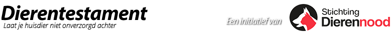 Dieren Testament Logo